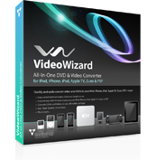 VideoWizard All-In-One DVD & Video Converter